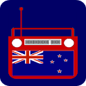 New Zealand FM icon