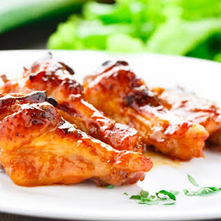 Honey Baked Chicken Wings Recipes.
