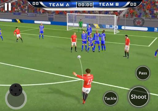 Football Fever Russia Cup 2018 1.0 screenshots 1
