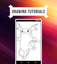 How to Draw Pokemon - screenshot thumbnail 04
