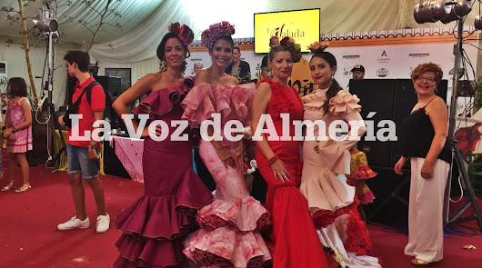 Rosanna Zanetti acude un año más a la Feria de Almería