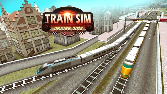 Train Sim Driver 2018 2 Player - náhled