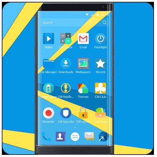Blackberry Privテーマ 工具 LOGO-玩APPs