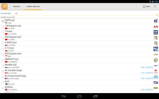 TrackChecker Mobile 2.25.8 screenshots 13
