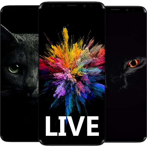 Hot Live Wallpapers Hd Cool Black Phone Background