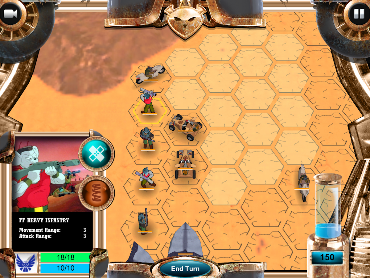 Biker Mice: Mars Attack!- screenshot