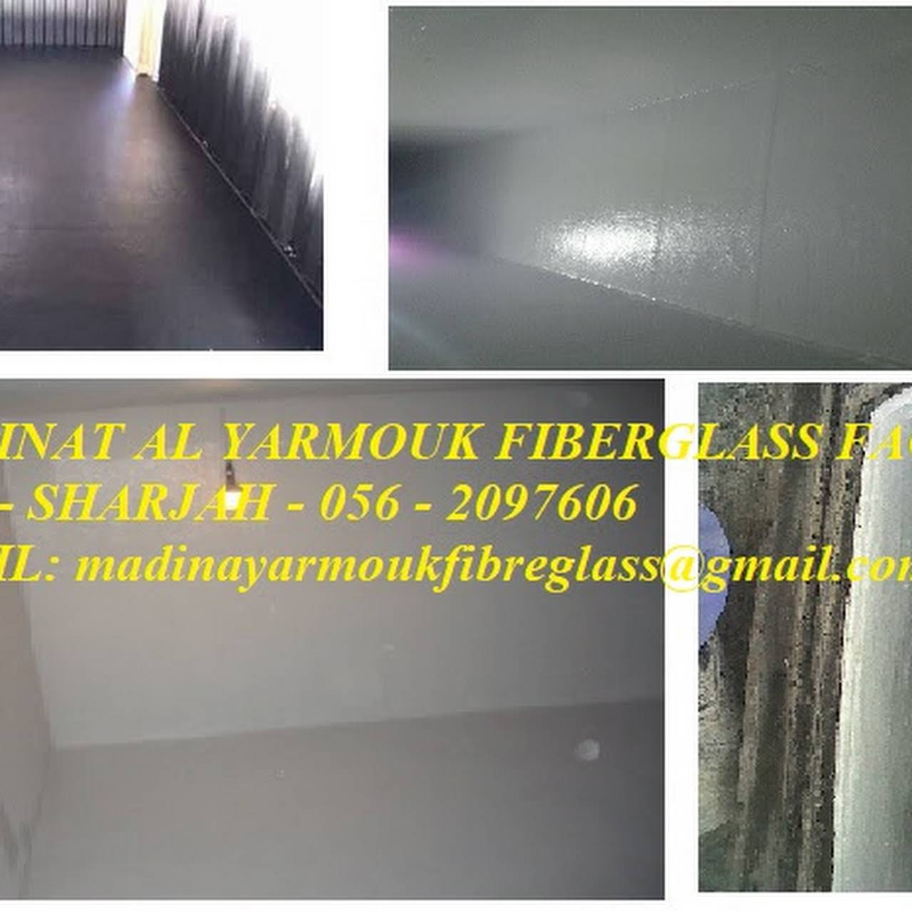 Madinat Al Yarmouk Fibre Glass Factory LLC - Fiberglass