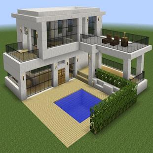 30 Gambar Rumah Minecraft Termewah Terbaik Lingkar Png