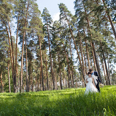 Wedding photographer Kirill Nezhdanov (nkirill61). Photo of 16.06.2016