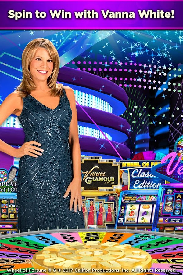 Wheel Of Fortune Slots Casino Android Apps On Google Play