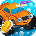 Car Wash - Monster Truck icon