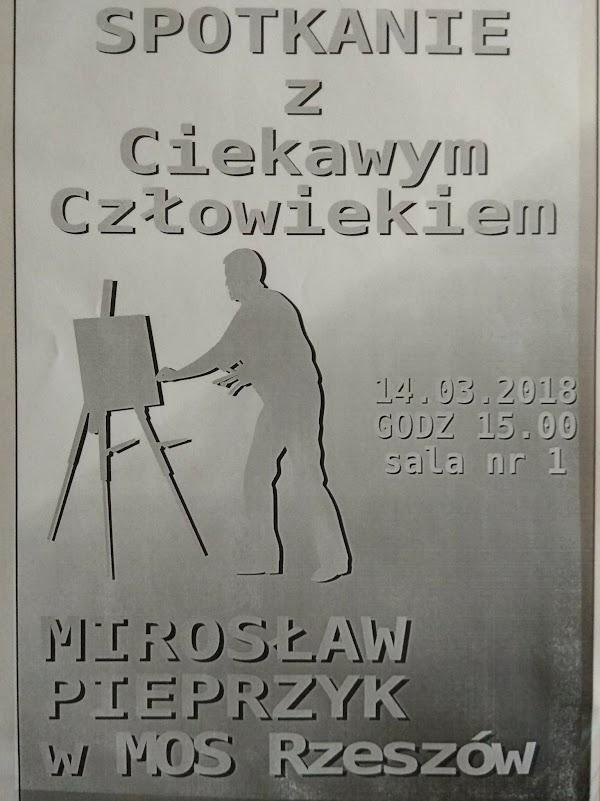 """XiYyCUka02aCb3pOQrjJrjOeJ8ItpL5Vr1kaO0NhJ81VdpaEnpwt0Z9P2naUoCZ5TMDQOJHFICp4EhOmxA8h9vFGRhbaV9FDyDkBz57ioikkE2EOCStuMs0bBzWXxmVYyp6UjqG3BA=w600 h900 - """"Spotkanie z ciekawym człowiekiem""""... Mirosław Pieprzyk - artysta, malarz, rysownik."""