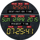 Time Machine Watch Face icon