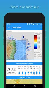Rain Radar 5