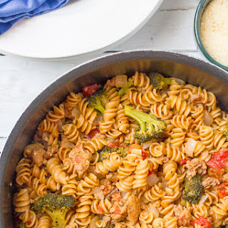 One-pot Pasta With Sausage And Broccoli