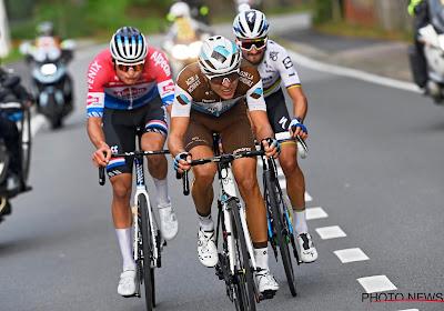 """Tweede uit Waalse Pijl ook op podium in Brabantse: """"Tegen Julian en Mathieu niet veel opties"""""""