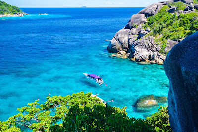 Wow Andaman Day Trip to Similan Islands from Khao Lak