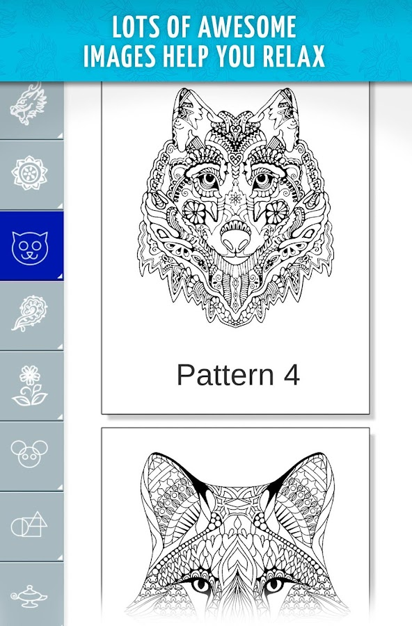 Coloring Book (Art Studio)- screenshot