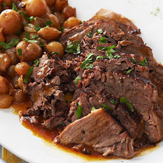 Slow-Cooker Market-Fresh Pot Roast.