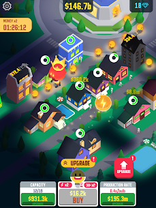 Idle Light City Mod Apk Latest [Unlimited Money + No Ads] 2.5.1 6
