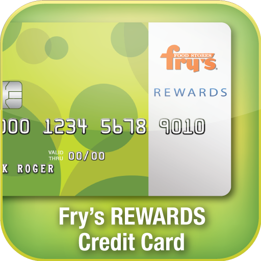 Fry's REWARDS Credit Card App