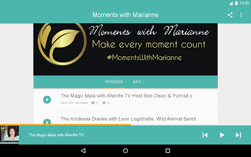Moments with Marianne- screenshot thumbnail