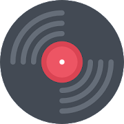 Icon Vinyl Music Player