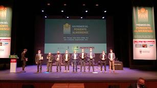 Premiados en los XVII Premios del Poniente Almeriense.