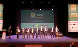 En imágenes: XVII Premios del Poniente Almeriense