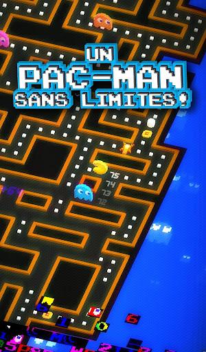 PAC-MAN 256 Labyrinthe infini  captures d'écran 1
