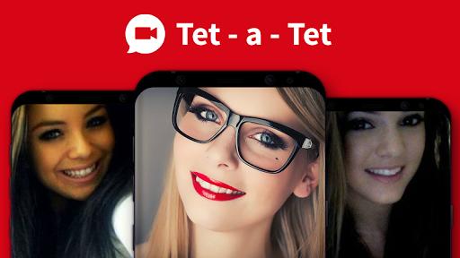 Tet-a-Tet Video Dating Chat  screenshots 3