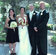Photo: Twigs Tempietto Garden Wedding - Sara & Dale - Greenville, SC - 4-25-09 - www.WeddingWoman.net