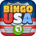 Bingo USA - Free Bingo Game icon