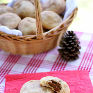Pumpkin Cheesecake Stuffed Snickerdoodles