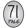 C.b. Potts 71 Pale Ale