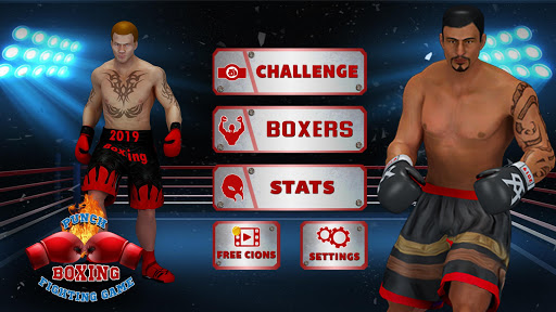 World Tag Team Boxing 2019 1.0.7 screenshots 3