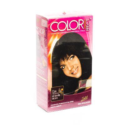 tinte slik color efect kit 3 castano oscuro