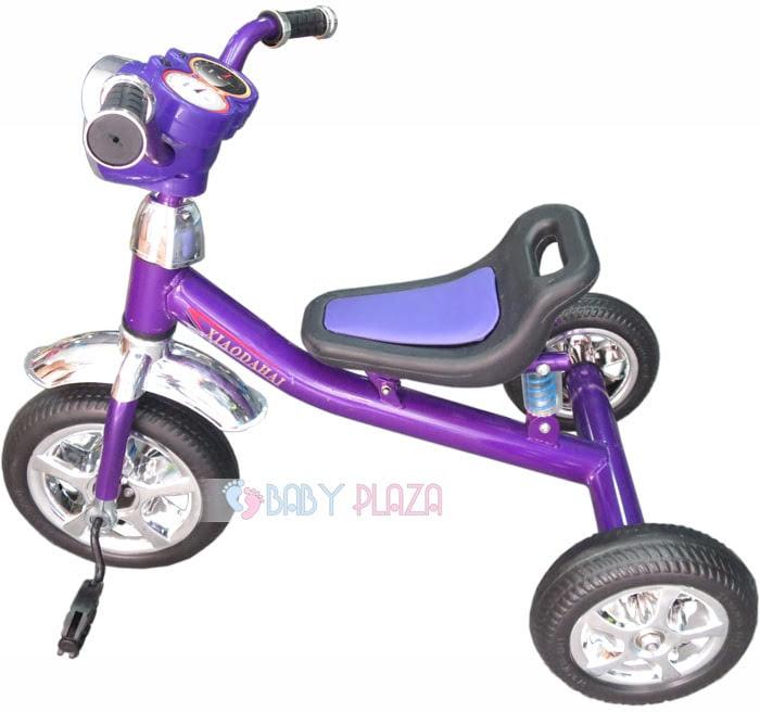 Xe đạp 3 bánh Broller 03 có nhạc 4
