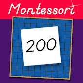 Hundred Board 101 - 200 - Montessori Math for Kids