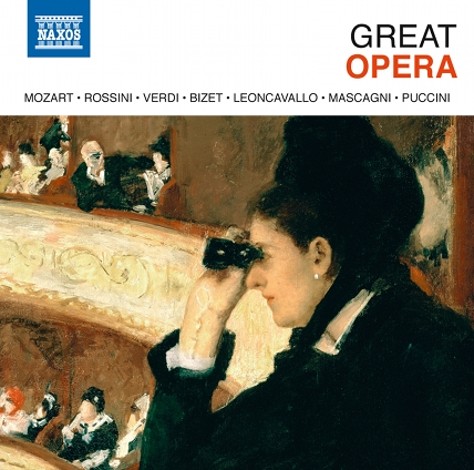 "Photo: Jubiläumsbox ""Great Opera"" Berühmte Oper"