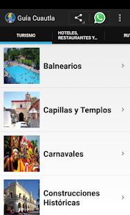 Guía Cuautla - Tourism Guide - náhled