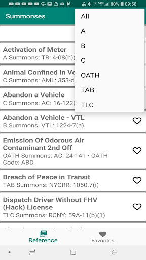 Screenshot for Summonses in United States Play Store