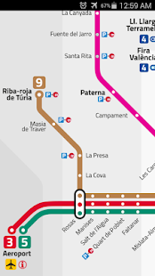 Valencia Metro Map Apps on Google Play
