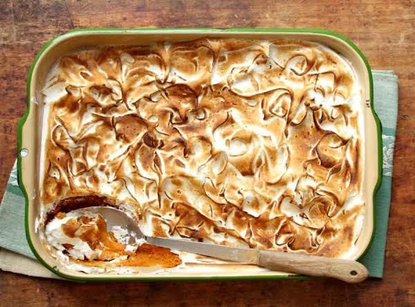 Sweet Potato Casserole With Bourbon And Pineapple Recipe