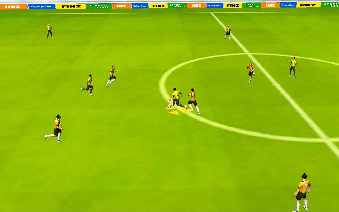 Скачать игру FIFA 14 футбол для устройств на Андроид