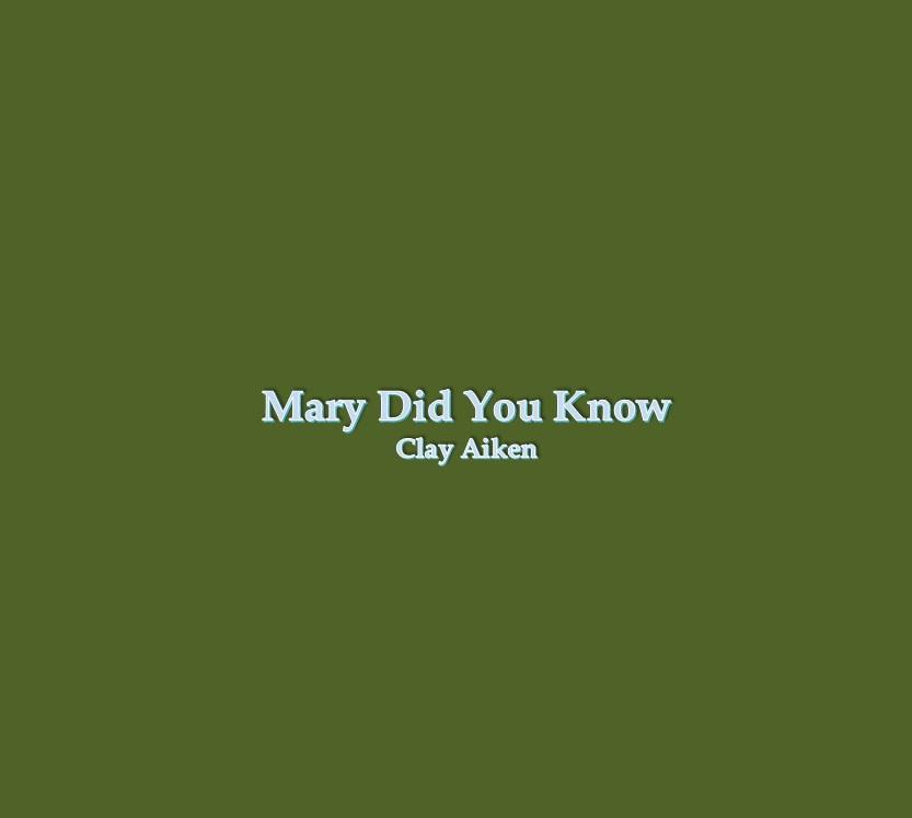 Lyric mary did u know lyrics : Mary Did You Know Lyrics - Android Apps on Google Play