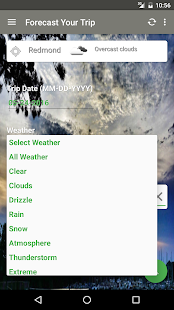 Forecast Your Trip- screenshot thumbnail