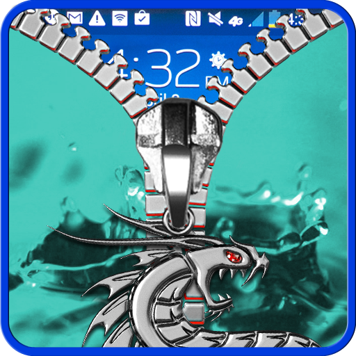 Water lock screen Icon