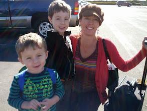 Photo: Family Traveling!