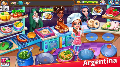 Cooking Express : Star Restaurant Cooking Games filehippodl screenshot 2
